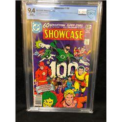 1978 SHOWCASE #100 (DC COMICS) 9.4 GRADE CBCS