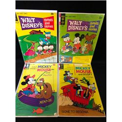 WALT DISNEY'S COMIC BOOK LOT (GOLD KEY COMICS)