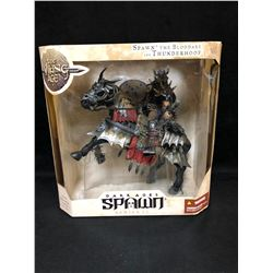 """McFarlane Toys Spawn The Dark Ages Bloodaxe and Thunderhoof """"THE VIKING AGE"""""""
