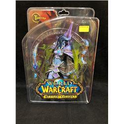 "World of Warcraft Series 3 Draenei Mage TAMURA 9"" Action Figure"