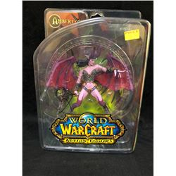 "World of Warcraft Series 3 Draenei Mage Amberlask 9"" Action Figure"