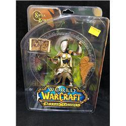 """World of Warcraft Series 3 Draenei Mage Sister Benderlan 9"""" Action Figure"""