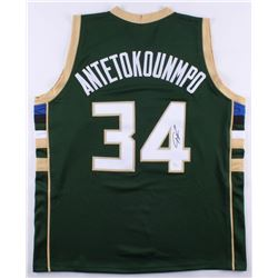THE GREEK FREAK ANTETOKKUMPO BUCKS JERSEY (