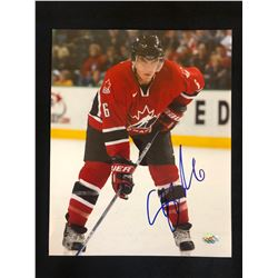 SHEA WEBER SIGNED TEAM CANADA 8 X 10 WITH COA