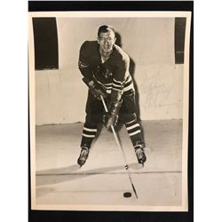 AL ARBOUR SIGNED 8 X 10 PHOTO