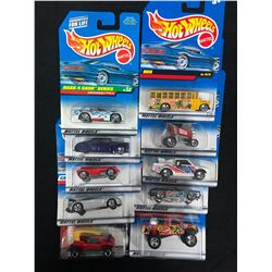 NEW HOT WHEELS CAR LOT