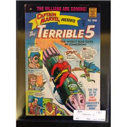 1967 THE TERRIBLE 5 #5 (1966)