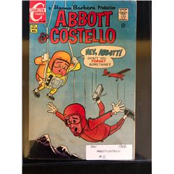 1968 ABBOTT & COSTELLO #5 (CHARLTON COMICS)