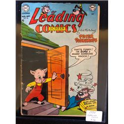 1952 LEADING COMICS #56 (DC COMICS)