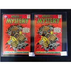 1965 HOUSE OF MYSTERY #150 COMIC BOOK LOT (DC COMICS)