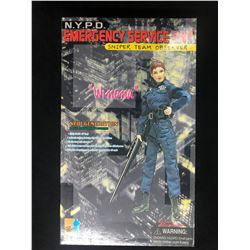 "Dragon NYPD Emergency Service Unit Sniper Team Observer ""Winona"" 1/6 Scale"
