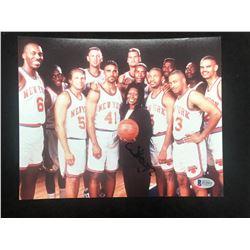 """Whoopi Goldberg Signed """"Eddie"""" 8x10 Photo (Beckett COA)"""