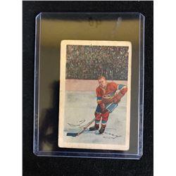"1952-53 PARKHURST CARD #7 FLOYD ""BUSHER"" CURRY"
