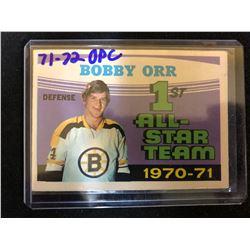 1971-72 Bobby Orr All-Star O-Pee-Chee #251