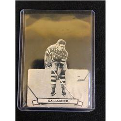 RARE VINTAGE HOCKEY CARD O-PEE-CHEE 1936-37 V304D JIM GALLAGHER