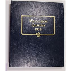COMPLETE SET WASHINGTON QUARTERS 1941-1983