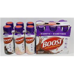 BAG OF BOOST MEAL REPLACEMENT DRINKS