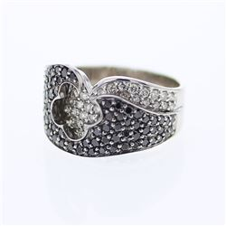 14KT White Gold 1.70ctw Diamond Ring