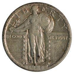 1924-D Standing Liberty Quarter Coin