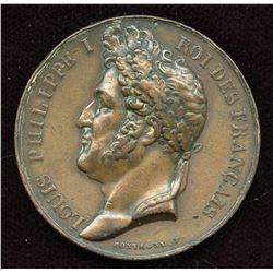1832 LOUIS PHILIPPE Roi des Francais