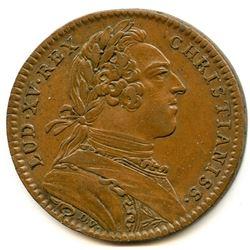 Br 510. Indian Princess, 1751.