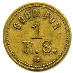 Richard Shepherd's Token. Br 903.