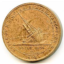 S.S. Beaver Medal.