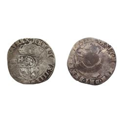 1640 countermark on a 1594-Z [Grenoble Mint] Henri IV Douzain du Dauphine, 2nd type, Ciani 1564, Dup