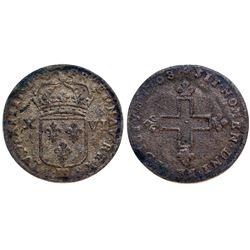 1708/3-BB Sol of 16 Deniers.