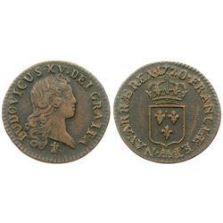 1720-AA [Metz Mint] John Law Liard, Gadoury 270.