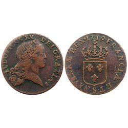 1719-S [Reims Mint] John Law Sol.