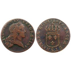 1719-S [Reims Mint] John Law Sol.