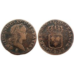 1720-S [Reims Mint] John Law Sol.