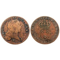 1720/19-S [Reims Mint] John Law Sol.