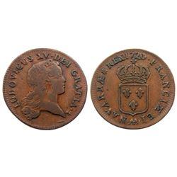 1720/19-AA [Metz Mint] John Law Sol.
