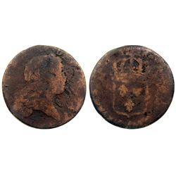 1726-Q [Perpignan Mint] John Law Sol.