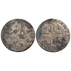 1720-T [Nantes Mint] Petit Louis d'Argent (3 Livres), Gadoury 305.