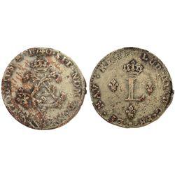 1740-Q Billon Sous Marques.  Vlack 171.