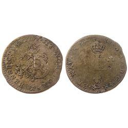 1739-X Billon Sous Marques.  Vlack 213.