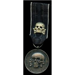 German Medal of the Iron Division, 1919