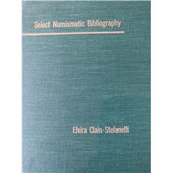 Select Numismatic Bibliography