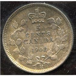 1902H Five Cents