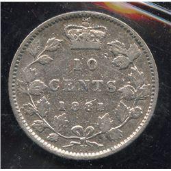 1881H Ten Cents