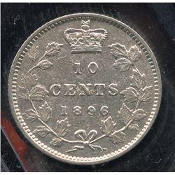 1896 Ten Cents