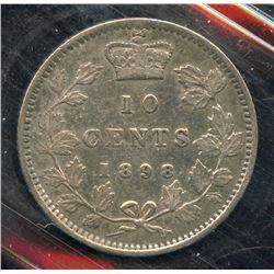 1898 Ten Cents
