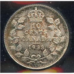 1933 Ten Cents