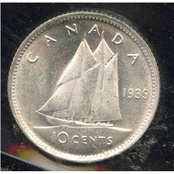 1939 Ten Cents