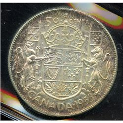 1953 Fifty Cents