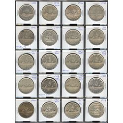 Silver Dollars - Lot of 37