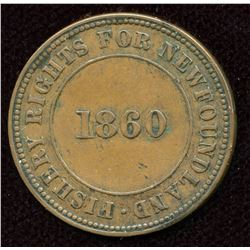 Br 955, CH-NF-4A1. Responsible Government, 1860.
